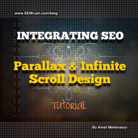 Preview: Are Parallax and Infinite Scrolling Hurting Your SEO?