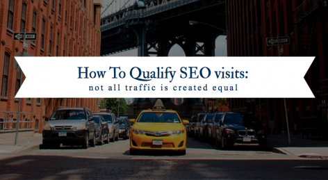 Preview: SEO Traffic: Converting Visits to Sales — Twitter Chat #11