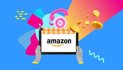 Aperçu : Sur Amazon, la pub fait partie intégrante d'un dispositif marketing