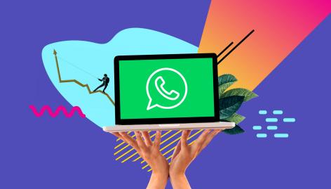 Visualização: Estratégias de Whatsapp Marketing para Agências