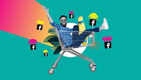 Anteprima: Come usare Facebook per creare buyer personas con i Big Data