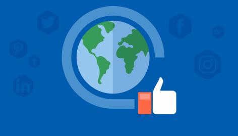 Visualização: Como fazer a campanha de SMM Global com a SEMrush