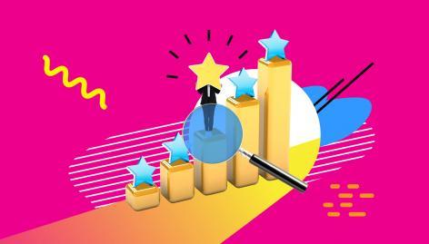Aperçu : Le Top 100 des blogs et médias sur le marketing digital - Classement SEMrush