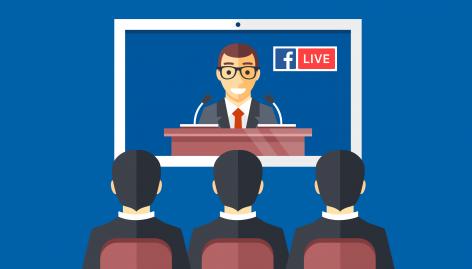 Visualização: 10 dicas para fazer uma transmissão ao vivo de sucesso no Facebook