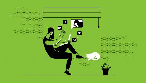 Aperçu : Comment gérer ses réseaux sociaux en temps de crise ?