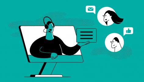 Vista preliminar: ¿Cómo organizar un evento online propio? Consejos para triunfar