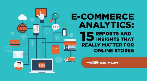 Preview: E-Commerce Analytics: 15 Reports and Insights That Really Matter For Online Stores