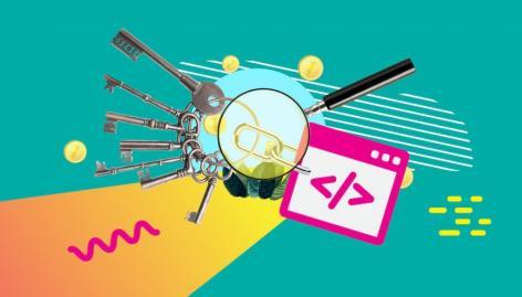 Visualização: Pesquisa Competitiva: Palavras-chave e Backlinks