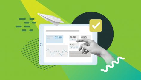 Preview: Google Data Studio Template for SEO: A Ready-to-Use Report