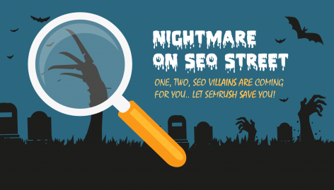 Preview: Nightmare on SEO Street