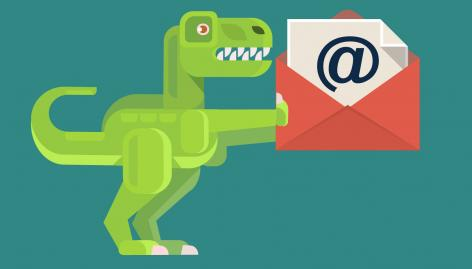 Preview: Travel through Time: Visualizing the Evolution of Emails