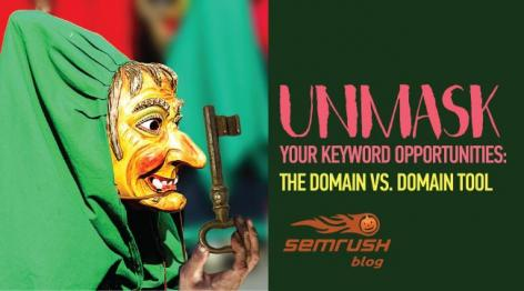 Preview: Unmask Your Keyword Opportunities: The Domain vs. Domain Tool
