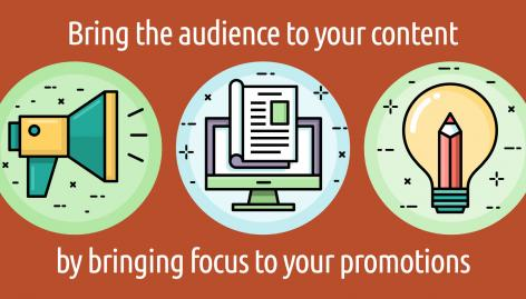 Preview: How to Leverage a Content Promotion Strategy for Better Results and Higher ROI
