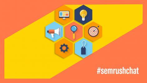 Preview: Real-Time Website Analysis: GameShrooms #semrushchat