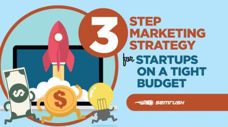 Preview: 3 Step Marketing Strategy for Startups on a Tight Budget