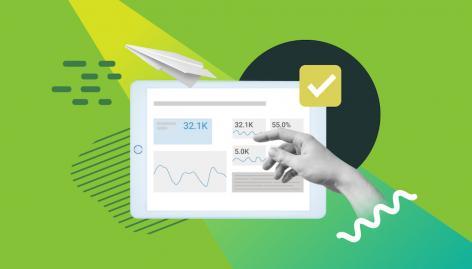 Anteprima: Template di Google Data Studio: il report SEO pronto all'uso