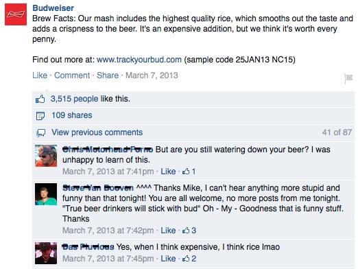 "Why Budweiser Gets an ""F"" in SEO"