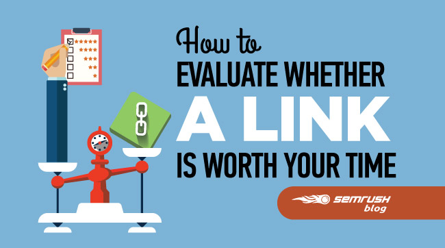 How to Evaluate Whether a Link is Worth Your Time