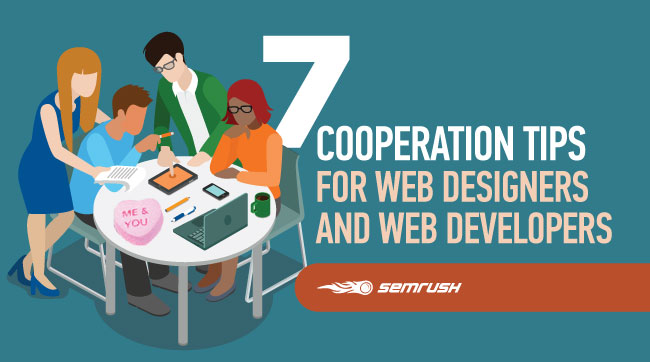 7 Cooperation Tips for Web Designers and Web Developers