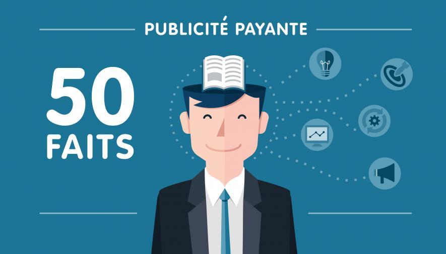 50 faits incontournables pour votre stratégie de Publicité Payante en 2018