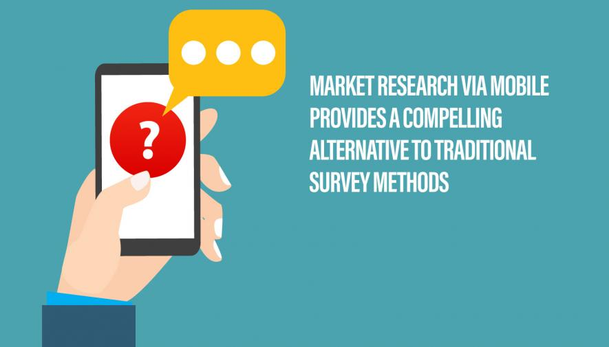 Why Mobile Market Research Is Effective (and Cheap!)