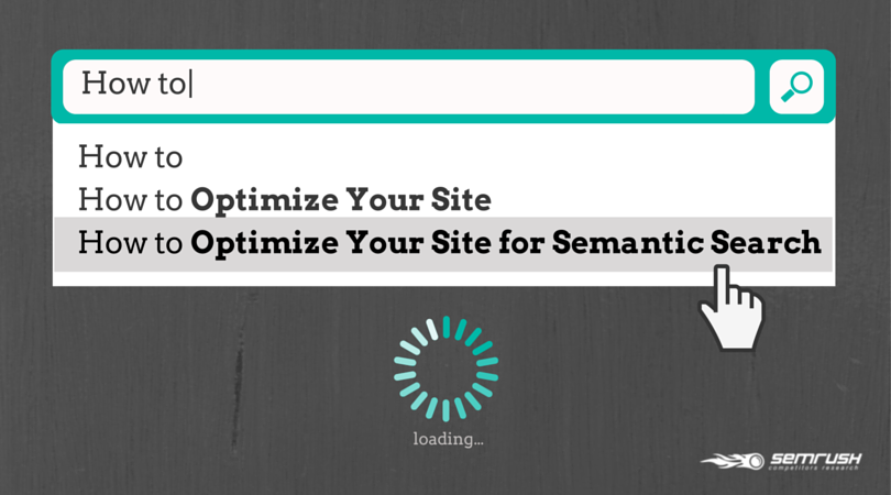 How to Optimize Your Site for Semantic Search