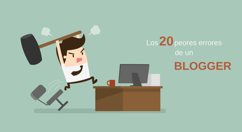 Los 20 peores errores que debería evitar en mi Blog | SEMrush