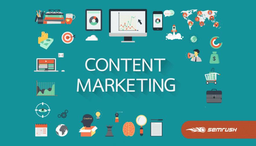 Content marketing: cosa c'è dietro le quinte?