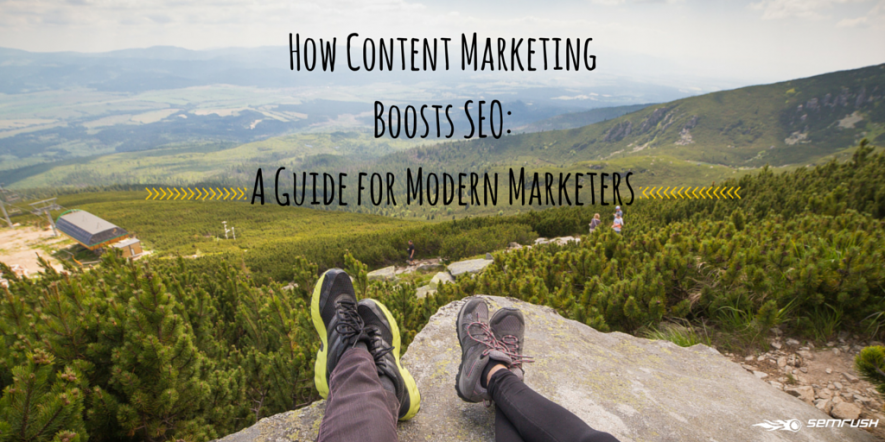 How Content Marketing Boosts SEO: A Guide for Modern Marketers
