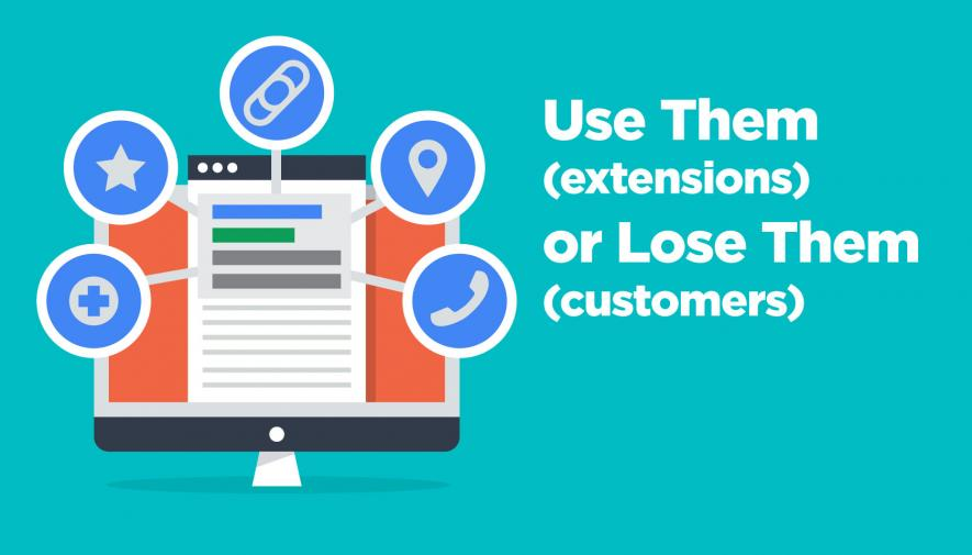 AdWords Extensions Are No Longer Decorations: The Definitive Guide To Outclick the Competition