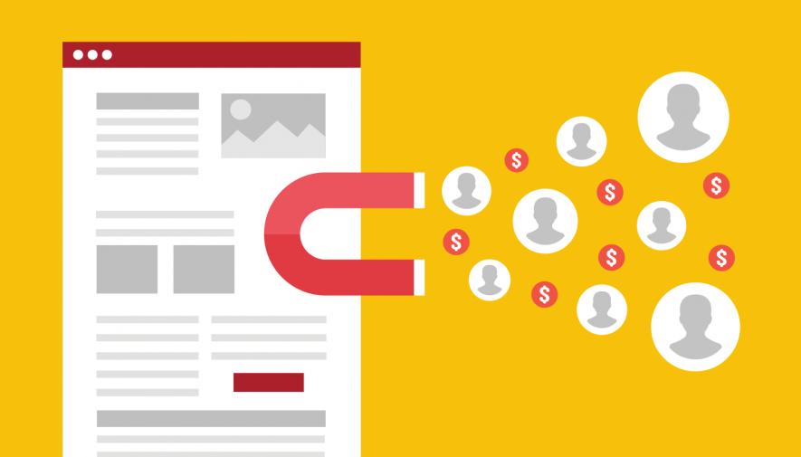 Como criar posts que atraem leads