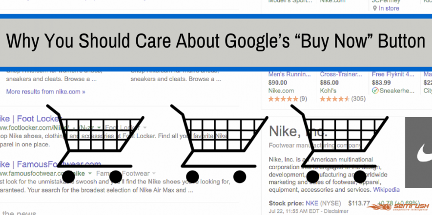 "Why You Should Care About Google's ""Buy Now"" Button"