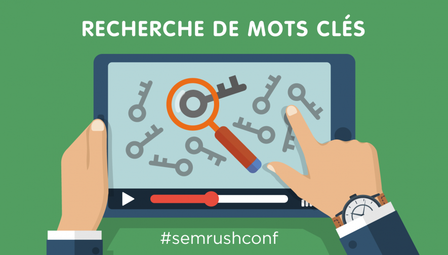 Techniques avancées de recherche de mots clés à forte valeur ajoutée #semrushconf