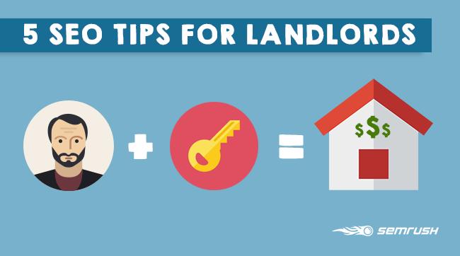 5 SEO Tips For Landlords