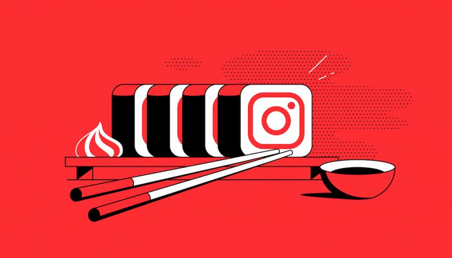 Hai un ristorante? Ecco come usare Instagram per promuoverti
