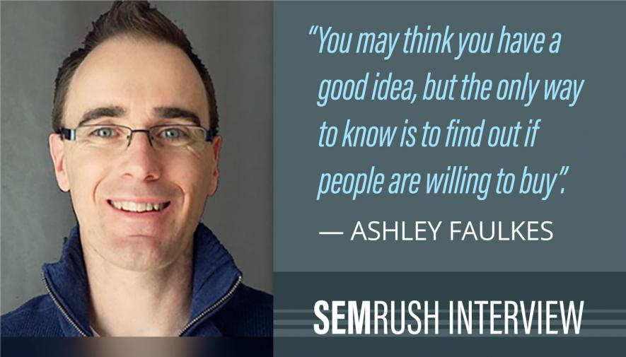 Ashley Faulkes: Business Growth with WordPress, SEO and Affiliate Marketing