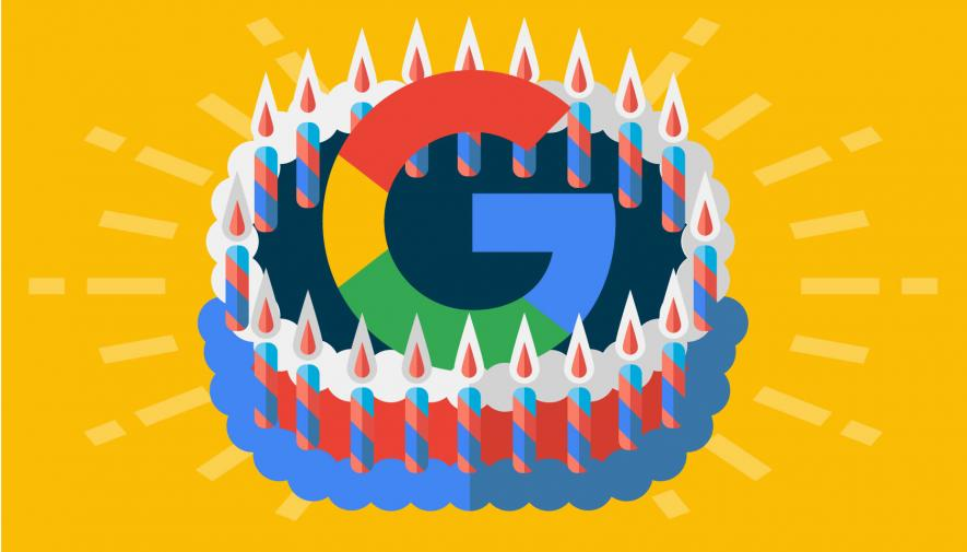 Google News Digest: Google's 20th Anniversary, New SERP Features & Ad Types