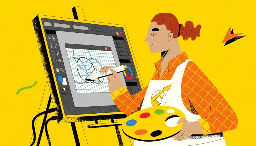 Los mejores programas de diseño gráfico gratis online