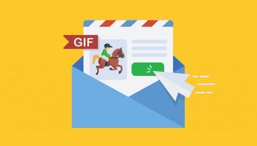 Come migliorare il CTR delle email utilizzando GIF animate