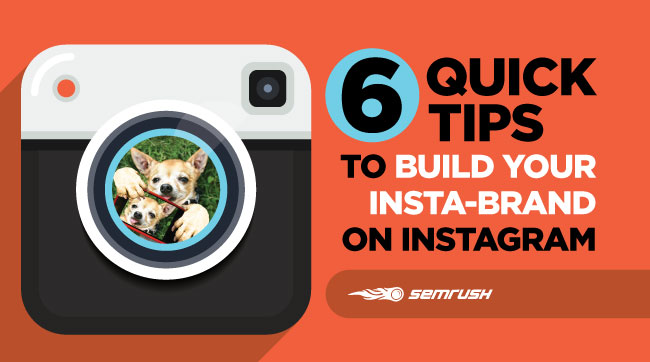 6 Quick Tips to Build Your Insta-Brand on Instagram