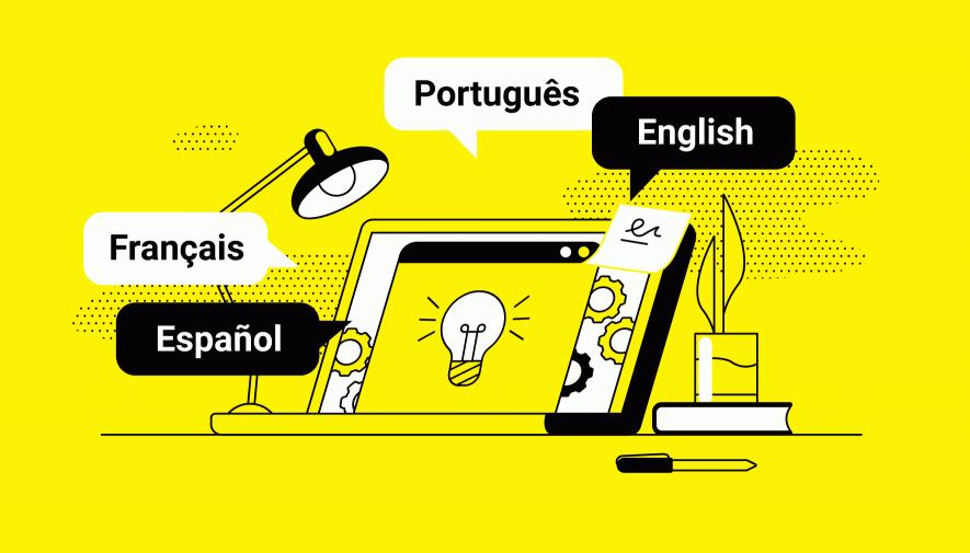 Como otimizar sites com vários idiomas?