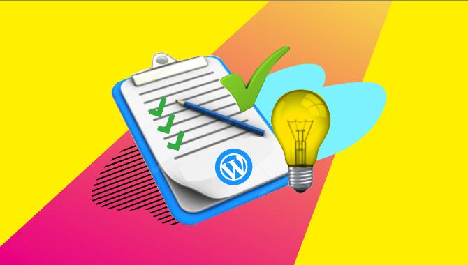 WordPress SEO: checklist con 20 consejos para mejorar tu posicionamiento