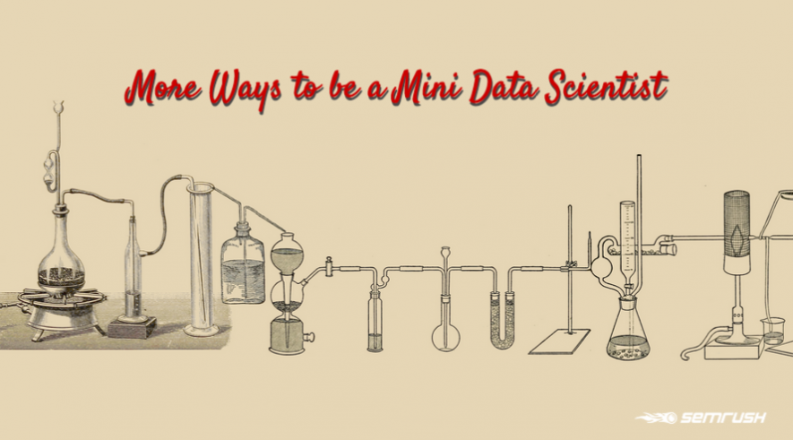 More Ways to be a Mini Data Scientist