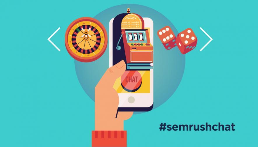 Pubcon Las Vegas Casino Game #semrushchat