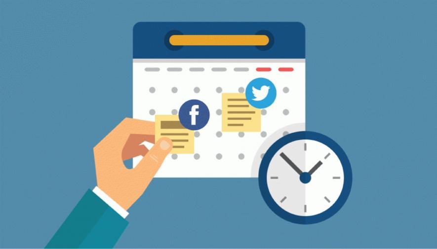 ¡Cómo agilizar tu rutina con Social Media Poster de SEMrush!