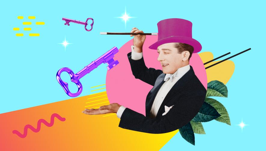 Trova le parole chiave giuste con Keyword Magic Tool