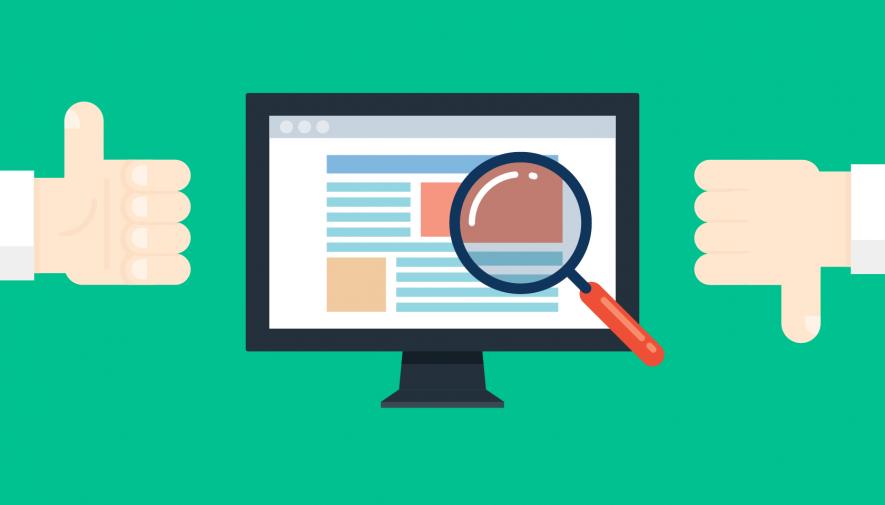 Como usar a auditoria de sites para oferecer melhores experiências?