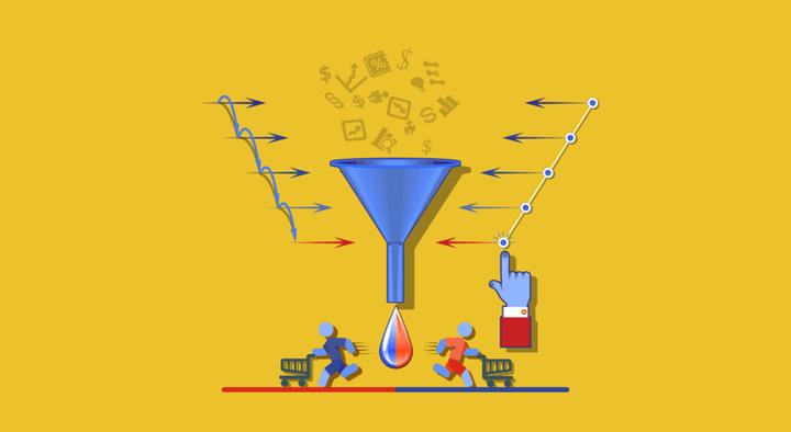 Conversion funnel: dall'acquisizione di leads alle vendite