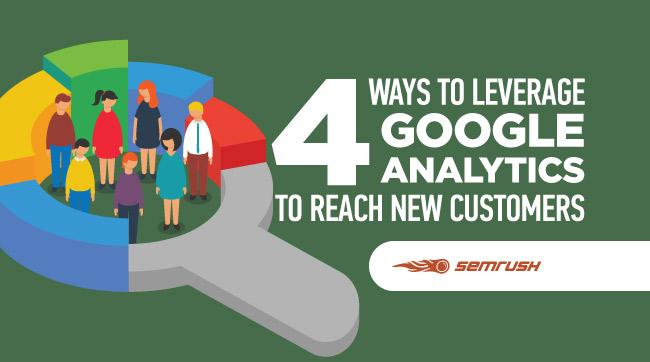 4 Ways to Leverage Google Analytics to Reach New Customers