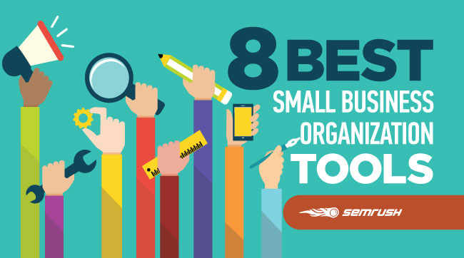 8 Best Small Business Organization Tools